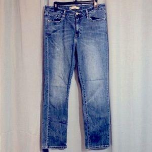 EUC Levi's Mid-Rise Skinny Jeans size 14